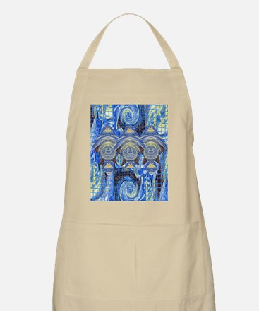 1Greetings from outer space gr. card size cp Apron