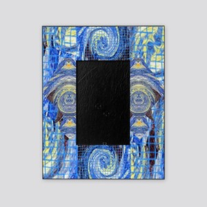1Greetings from outer space gr. card Picture Frame