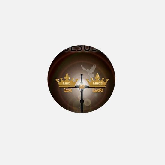 KingKings1 Mini Button