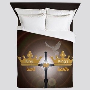 KingKings1 Queen Duvet