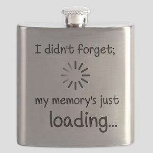 Memory Loading Flask