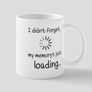 Memory Loading Mugs