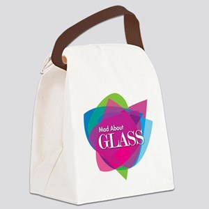 MADABOUTWhite Canvas Lunch Bag
