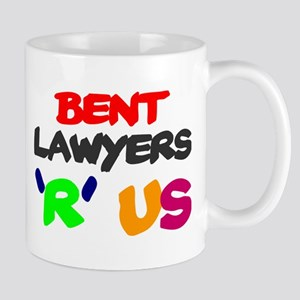 BENT LAWYERS R US Mugs