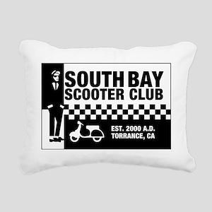 sbsc5x3sticker Rectangular Canvas Pillow