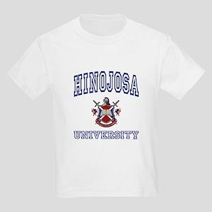 HINOJOSA University Kids T-Shirt