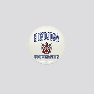 HINOJOSA University Mini Button
