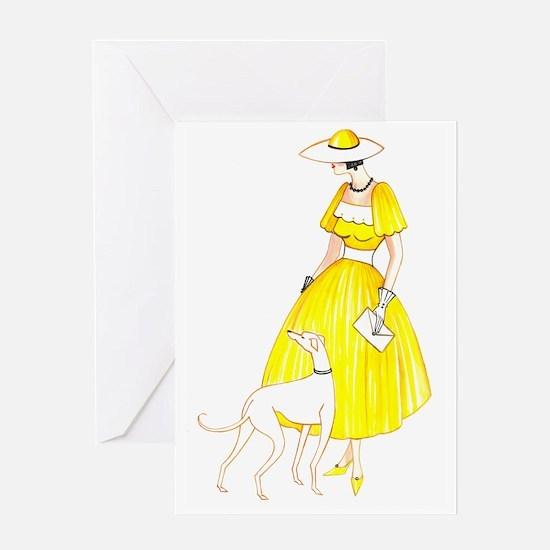 Lynnette Greeting Card