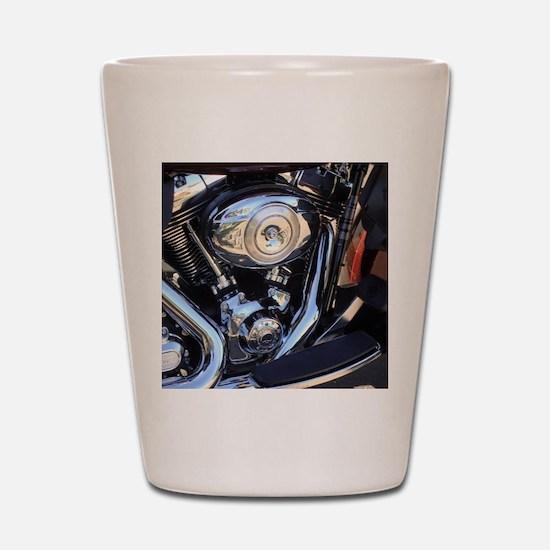 harleymotor Shot Glass