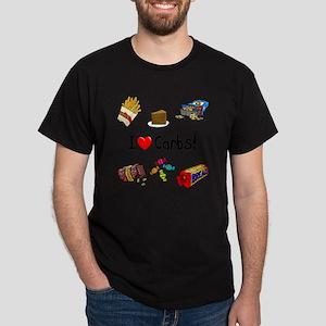 carbs Dark T-Shirt