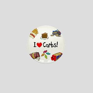 carbs Mini Button