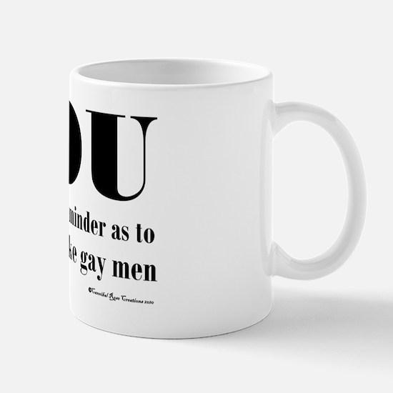gaymen_red Mug