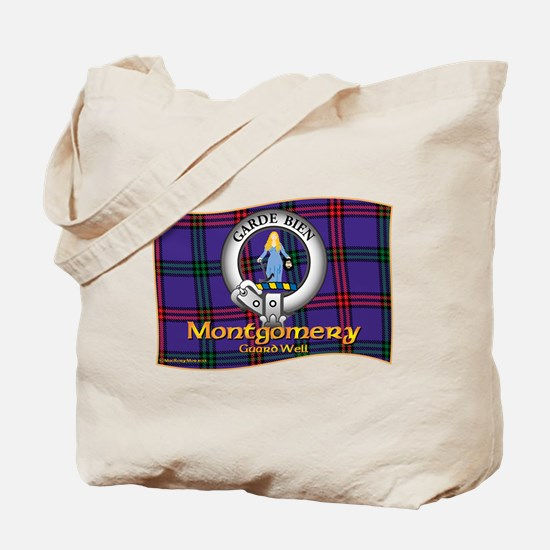 Montgomery Clan Tote Bag