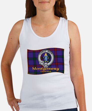 Montgomery Clan Tank Top