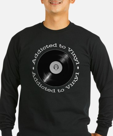 addictedtovinal Long Sleeve T-Shirt