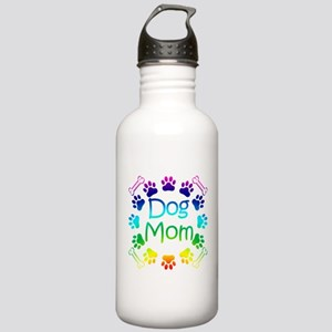 """""""Dog Mom"""" Stainless Water Bottle 1.0L"""