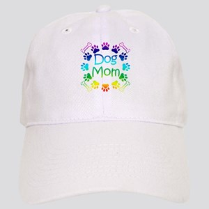 """Dog Mom"" Cap"