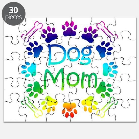 """Dog Mom"" Puzzle"