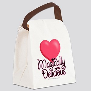 magicallydelicious_pink Canvas Lunch Bag