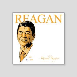 "FQ-05-D_Reagan-Final Square Sticker 3"" x 3"""
