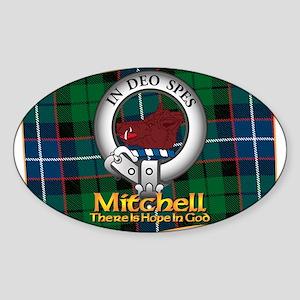 Mitchell Clan Sticker