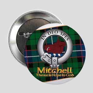 """Mitchell Clan 2.25"""" Button"""