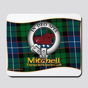 Mitchell Clan Mousepad