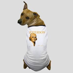 FQ-03-D_Jefferson-Final Dog T-Shirt
