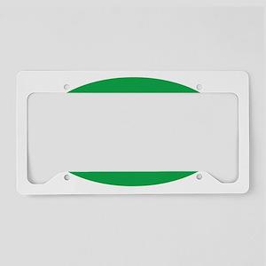 VT License Plate Holder