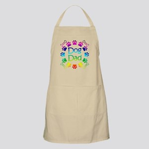 """Dog Dad"" Apron"