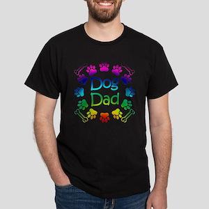 """""""Dog Dad"""" Dark T-Shirt"""