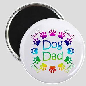 """""""Dog Dad"""" Magnet"""