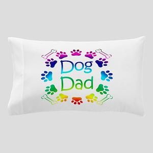 """Dog Dad"" Pillow Case"