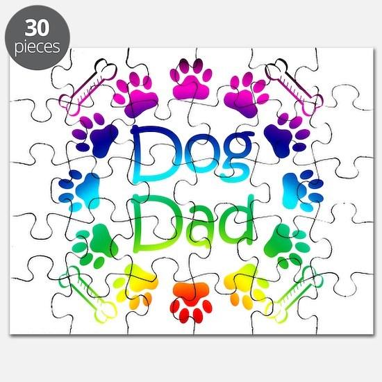 """""""Dog Dad"""" Puzzle"""