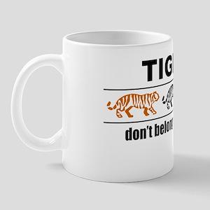 TigersCircusTRANSOBO Mug