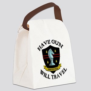 haveguncenter Canvas Lunch Bag