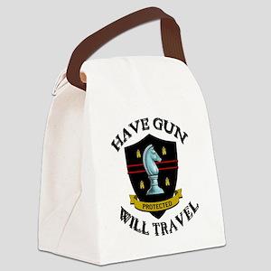 haveguncenter Canvas Lunch Bag