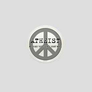 10x10_apparel_atheistpeace copy Mini Button