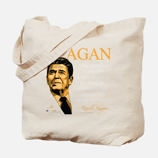 FQ-11-D_Reagan-Final Tote Bag