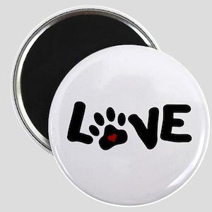 Love (Pets) Magnet