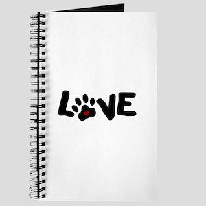 Love (Pets) Journal