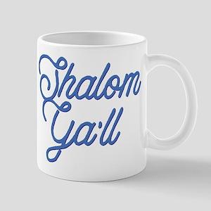 Shalom Ya'll 11 oz Ceramic Mug