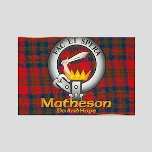 Matheson Clan Magnets