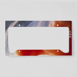 Genesis9@5(black cap) License Plate Holder