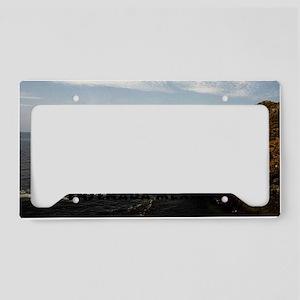Blow Hole Ensenada Mexico-42x License Plate Holder