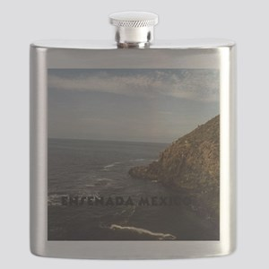 Blow Hole Ensenada Mexico-1 copy Flask