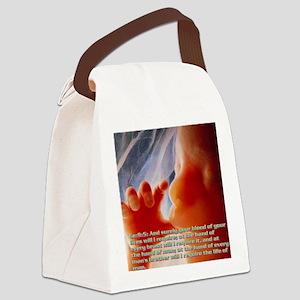 Genesis9@5(16) Canvas Lunch Bag