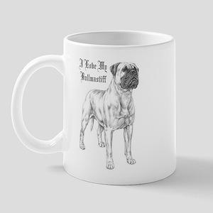 THE Bullmastiff Mug