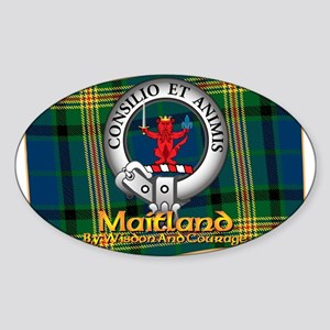 Maitland Clan Sticker