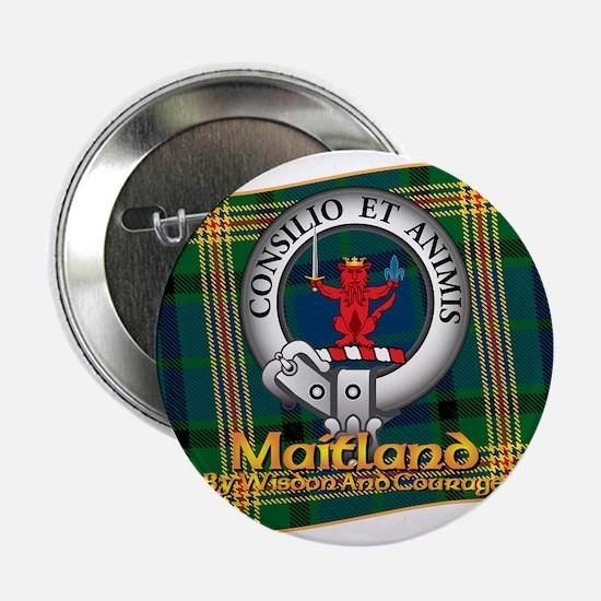 """Maitland Clan 2.25"""" Button"""